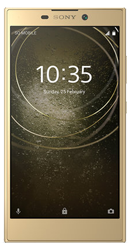 Sony Xperia L2 Gold Pay Monthly Phone